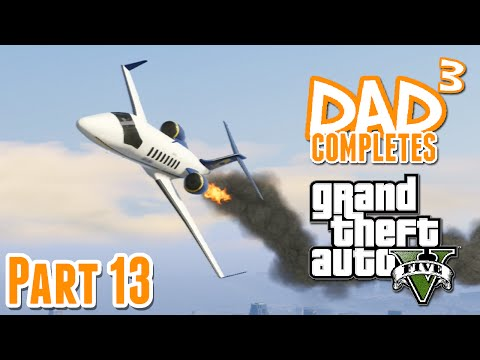 theft - Part 13! Shooting down planes and kidnapping wives! Game Link: http://www.rockstargames.com/V All other music is in game music. It makes me want to punch planes out of the sky! Nerd³ Site!...