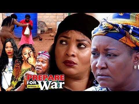 Prepare For War Season 3 - 2018 Latest Nigerian Nollywood Movie Full HD | Family Movies