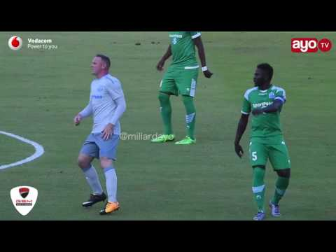 Gor Mahia VS Everton, Full Time 1-2 (ALL GOALS JULY 13, 2017)