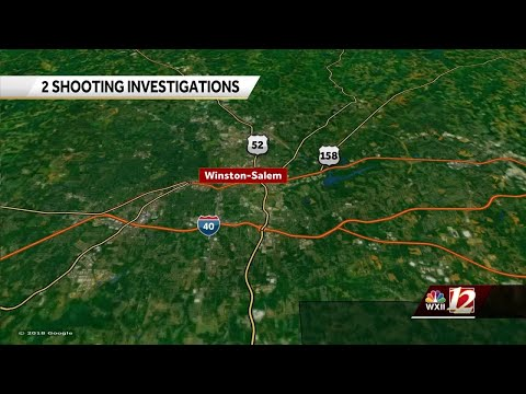 Man Injured In Arm After Shooting In Winston-Salem