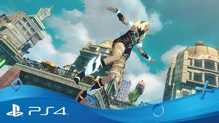 Gravity Rush 2 Accolades Trailer