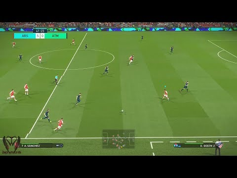 Pro Evolution Soccer 2018 | PC Gameplay | 1080p HD | Max Settings