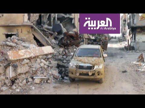 العرب اليوم - تنظيم أنصار الشريعة التابع للقاعدة يحل نفسه