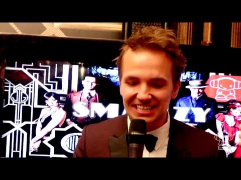 Australian - Nova FM's Smallzy was on the red carpet for the Great Gatsby Australian Premiere at Fox Studios in Sydney hanging out with all the stars!