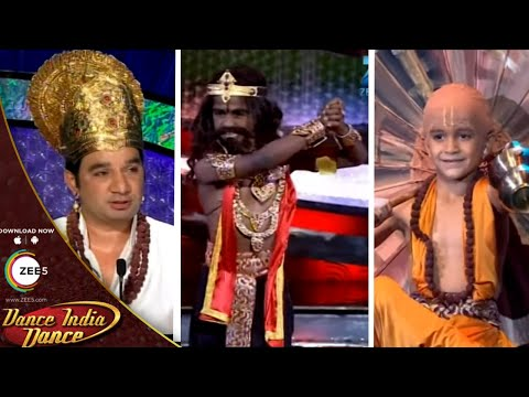 DID L'il Masters Season 3 - Episode 15 - April 19, 2014 - Sadwin & Sachin - Performance