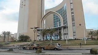 Libya'daki saldırıda ölenlerin biri Fransız biri Amerikalı