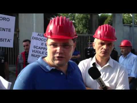Elcon, parlano i lavoratori a favore