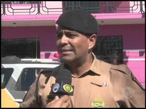 Assalto a banco termina com vítima baleada em Guaraci (05/12)