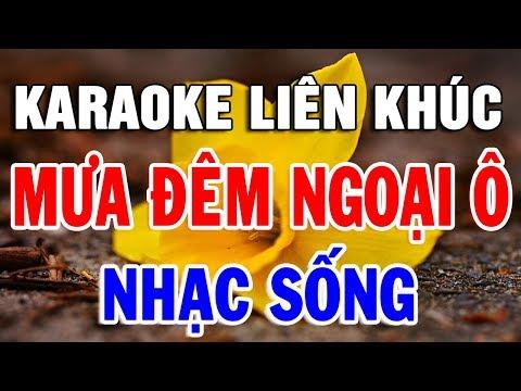 Karaoke Liên Khúc Nhạc Vàng Hòa Tấu Rumba Bolero Trữ Tình | Nhạc Sống lk Hai Mùa Mưa | Trọng Hiếu - Thời lượng: 1:25:51.