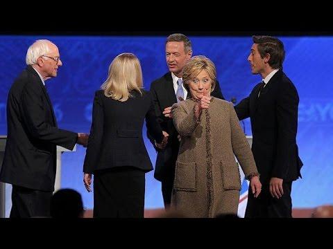 ΗΠΑ: «Θερμό» ντιμπέιτ των Δημοκρατικών υποψήφιων
