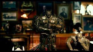 Transformers: The Last Knight 'Secret Past' TV Spot