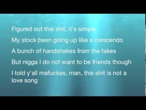Drake - Trophies (Lyrics)