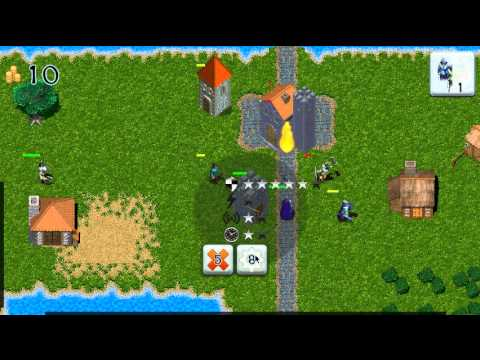 Video of Castle Defense Strategy