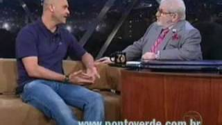 Entrevista do Marcos no Programa do Jô  05/10/2009  Parte II