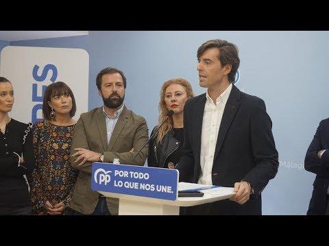 """Montesinos advierte a Sánchez: """"la demoledora #sentenciaERE le perseguirá allá donde vaya"""""""