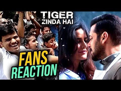 Fans REACTION On Tiger Zinda Hai  Trailer | टा