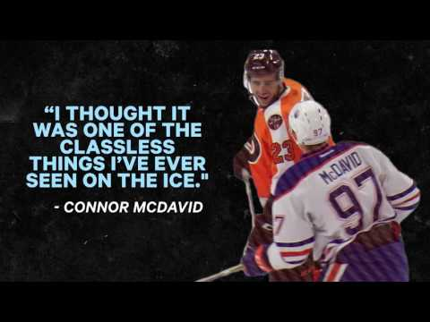 Video: McDavid vs. Manning: A true NHL rivalry in the making