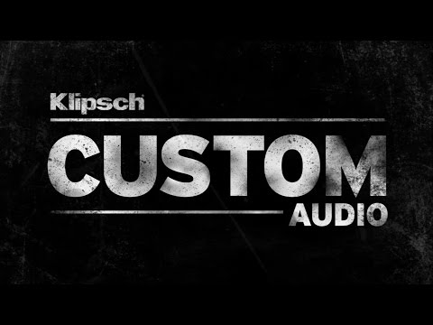 Klipsch Custom Install Speakers