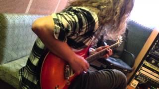 Video Darkside - Inferno - Inferno - Pylath rhythm guitar