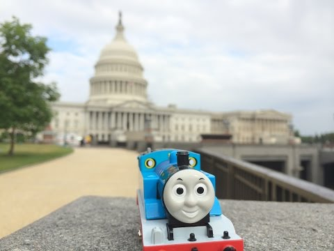 Thomas & Friends travel to 25 cities around the world ( 01205 en)