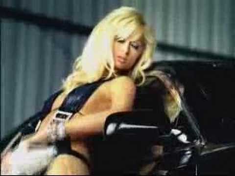 Sexy Commercial with Paris Hilton and a Bentley www.ianbrown.cc/blog