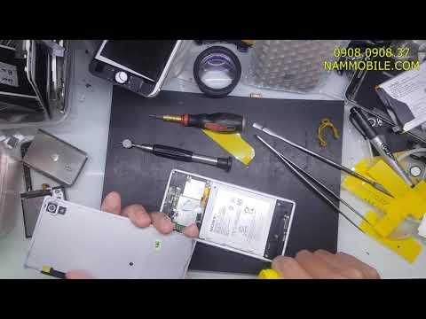 Sony M4 sạc không vào , thay chân sạc , sony M4 mau hết pin , thay pin chính hãng giá rẻ lấy liền