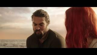 Aquaman - Arthur and Mera Boat Scene -