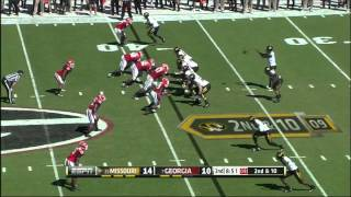 Garrison Smith vs Missouri (2013)