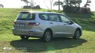 Honda Odyssey 2009 - Car Review