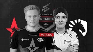 Astralis vs Liquid - ELEAGUE Premier 2018 - map1 - de_nuke [Smile, CrystalMay]