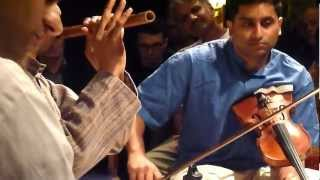 Carnatic Bamboo Flute Concert With Mohan Rangan Govindaraj