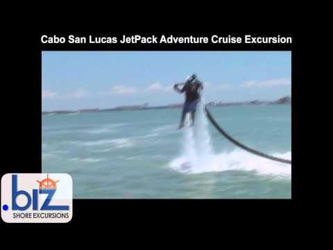 Cabo San Lucas JetPack Adventure Cruise Excursion
