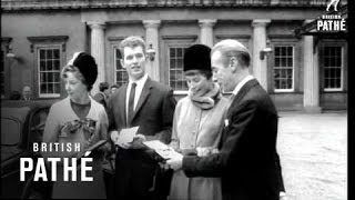 Queen ehrt Sir Stanley Matthews
