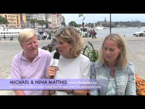 Michael & Nina Matthis, Sweden (видео)