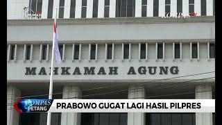 Video Tak Menyerah! Prabowo Gugat Lagi Hasil Pilpres MP3, 3GP, MP4, WEBM, AVI, FLV Juli 2019