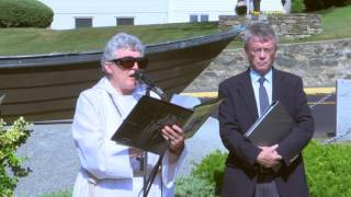 Windjammer Days Fishermen Memorial and Blessing