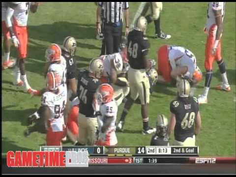 Michael Buchanan 2011 Highlights video.