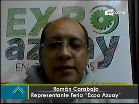Para fiestas de Cuenca se realizará feria de emprendedores y productores Expo Azuay