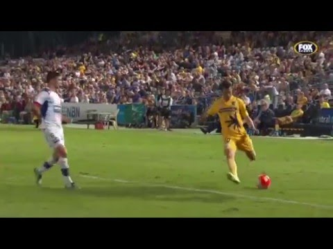 Luis Garcia Highights – Central Coast Mariners