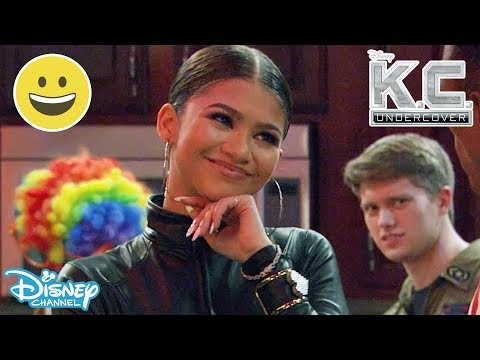 K.C Undercover | The Perfect Costume 😈  | Disney Channel UK