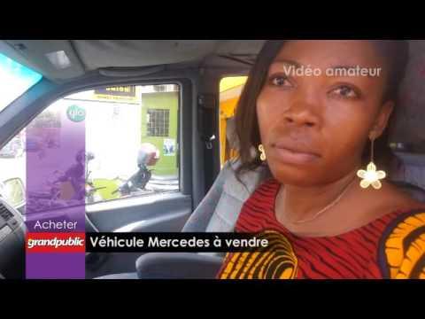 Mercedes diésel V230 à vendre