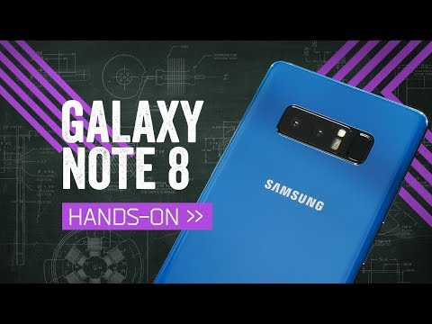 Galaxy Note 8 Hands-On: The Big Do-Over (видео)