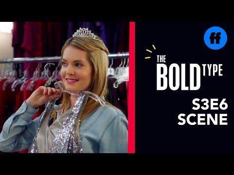 The Bold Type Season 3, Episode 6 | Bonding In The Fashion Closet | Freeform