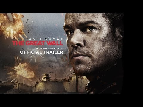 china great-wall-of-china io9 matt-damon movies the-great-wall video