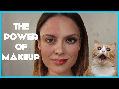 The Power of MAKEUP!