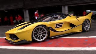 [ACTION START @ 9:04]I have visit the Ferrari Corse Clienti this year for 2 days and made a compilation video of 1 hour of it. You will hear all the amazing XX cars like the, 599XX, FXX and FXX-K! Also some Ferrari Formula 1 cars were present, like the F2004 ex Michael Schumacher. And the Ferrari 333SP was also present. You see them driving on the famous Formula 1 track; Spa Francorchamps! Ofcourse it was also raining in day 2. I hope you will enjoy the video!Feel free to hit the 'thumbs up' button if you like the video! Make sure that you follow me on YouTube and subscribe to my supercar channel for the latest videos!BE SURE AND WATCH THIS VIDEO IN 1080p HD 50FPS QUALITY!Facebook: http://www.fb.com/cvdzijdenInstagram: https://instagram.com/cvdzijdenThanks for watching!Ciao, Chris /CvdZijden