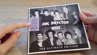 UNBOXING: One Direction - FOUR vs. FOUR DELUXE
