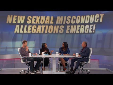 New Sexual Misconduct Allegations Emerge