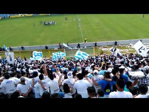 Vengo del Barrio de los Albos - Movelo Ultra/BarraBrava - La Ultra Blanca y Barra Brava 96 - Alianza