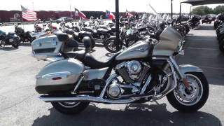 2. 000959 - 2009 Kawasaki Vulcan Voyager   VN1700A - Used motorcycles for sale